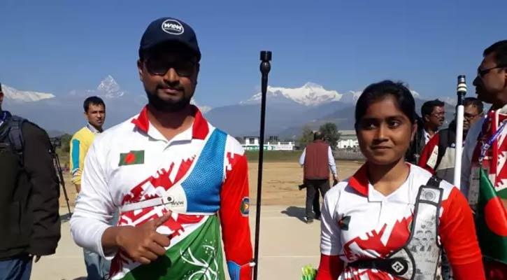 Bangladesh secures 3rd gold in Archery