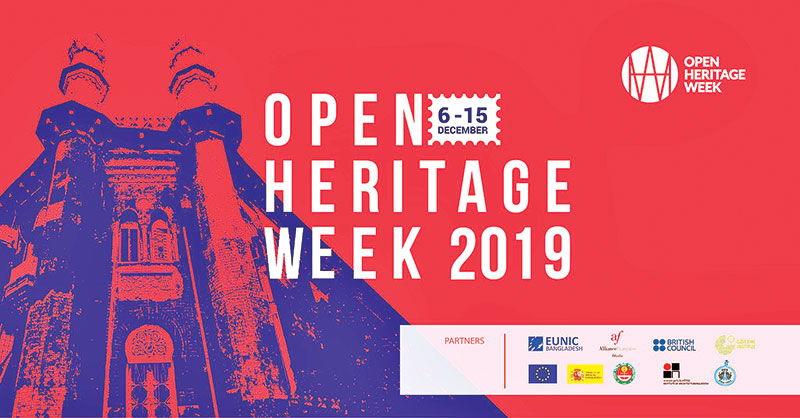 Open Heritage Week 2019 underway in city
