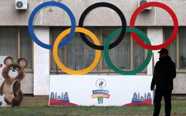 Russia banned from global sports for 4 yrs