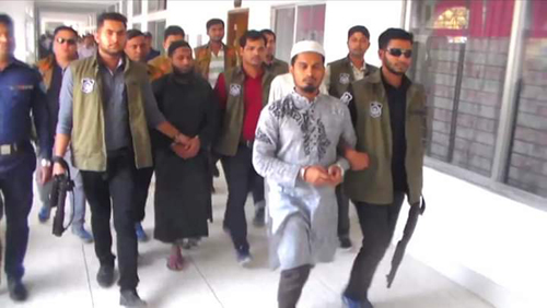 4 Ansarullah Bangla Team members held