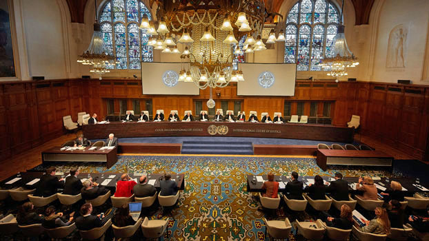 Rohingya genocide hearing at Hague court     - Photo courtesy of the ICJ