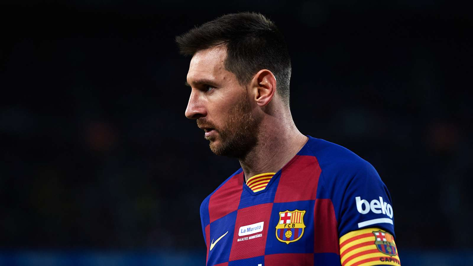 Barca to get a glimpse of Messi-less future