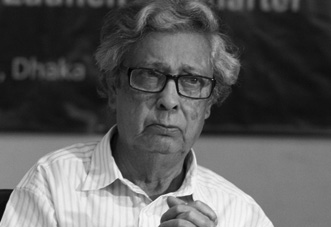 People pay tribute to Ajoy Roy