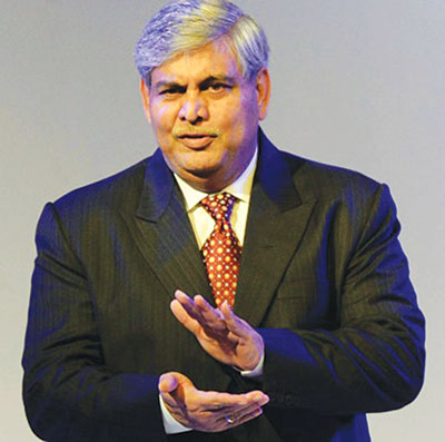 India's Manohar to step down as ICC chairman