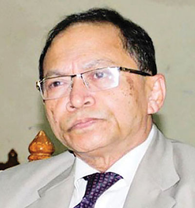 Charge sheet submitted against ex-CJ Sinha, 10 others