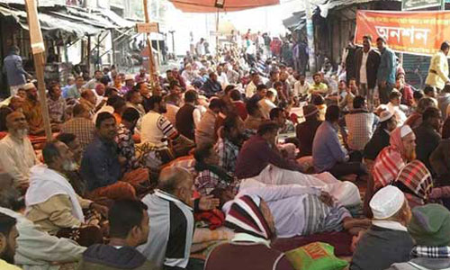 Jute mill workers threaten to continue hunger strike