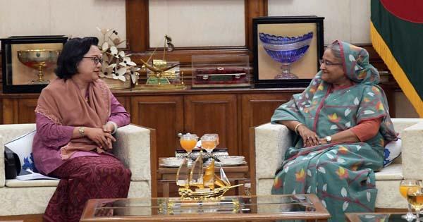 Focus of all dev programmes on rural Bangladesh: PM