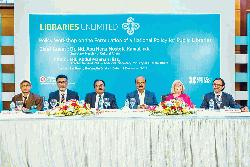 Policy workshop held for the formulation of national policy for public libraries