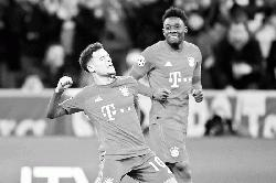 Bayern brush aside Mourinho's Spurs to claim perfect six