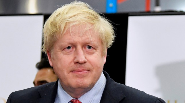 Boris Johnson wins overall majority