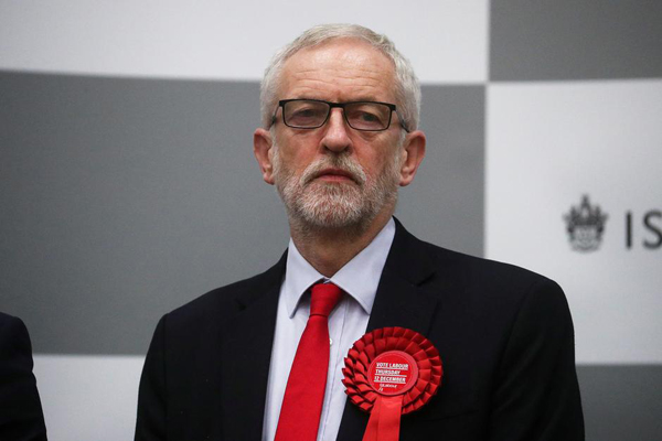 Labour Leader Corbyn to step down