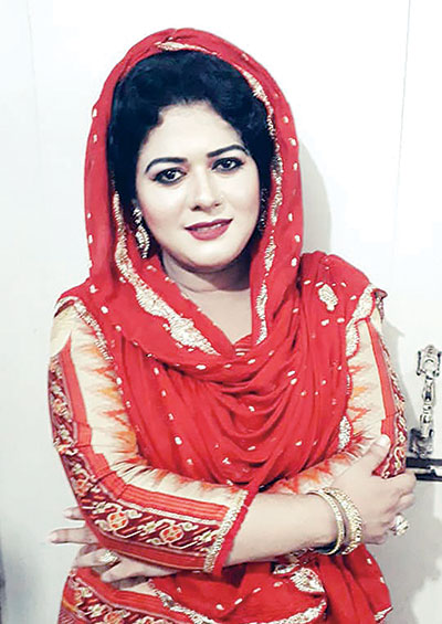 Hasina Anser