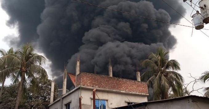 Keraniganj factory fire: One more burn victim dies