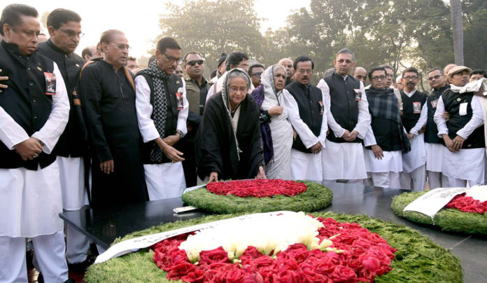 Nations observes Martyred Intellectuals' Day with due respect