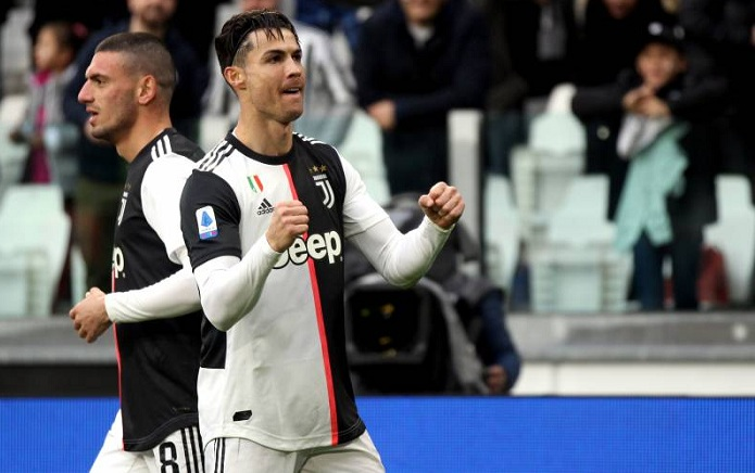 Cristiano Ronaldo is back to his best for Juventus. Photo by Giorgio Perottino - Juventus FC/Juventus FC via Getty Images
