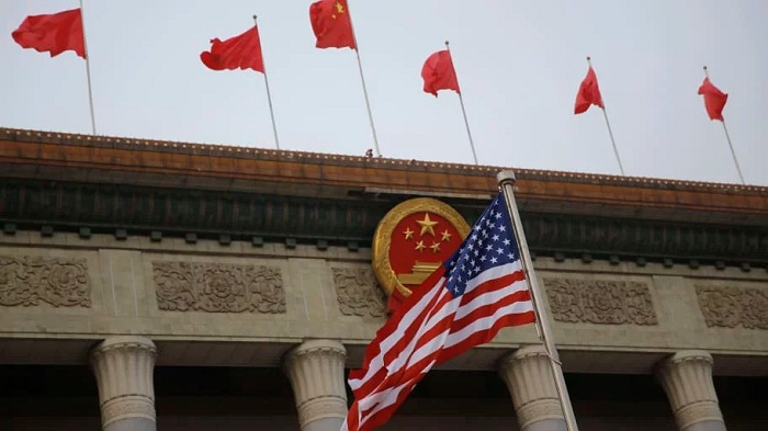 U.S. Secretly Expelled Two Chinese Diplomats Suspected of Spying --Thomas Peter-Pool/Getty