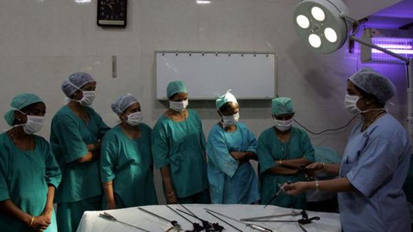 India university to teach doctors Ghost Studies