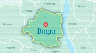 Bogura map