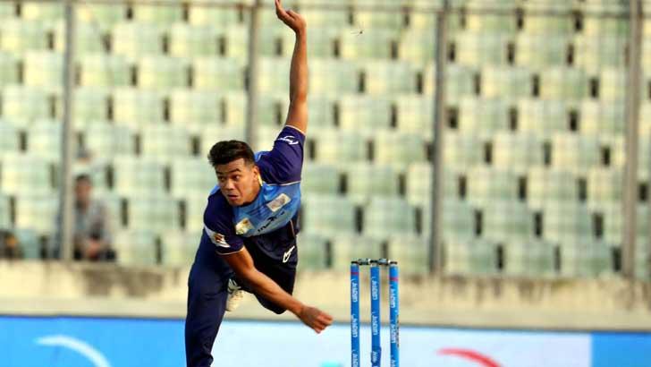 Naim, Taskin lead Rangpur to stunning win
