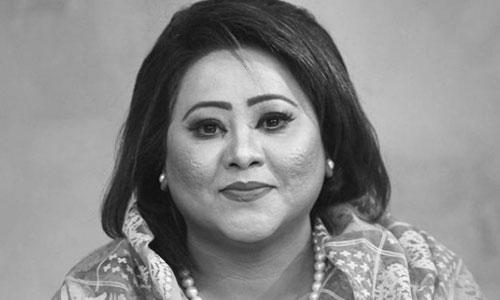 Fazilatunnesa Bappy dies