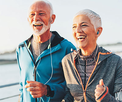 Music 'makes exercise more effective'