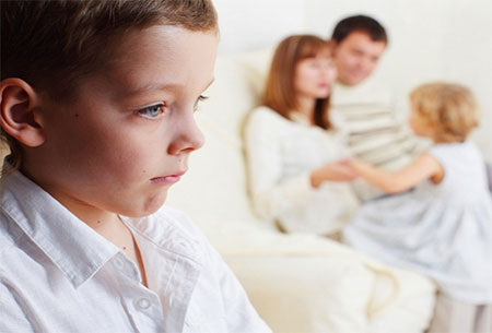 Child neglect shrinks brain: Study