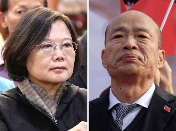 Taiwan votes in crucial election as China's shadow looms