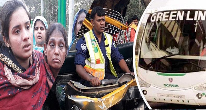 Rajbari road crash kills woman-daughter among 5
