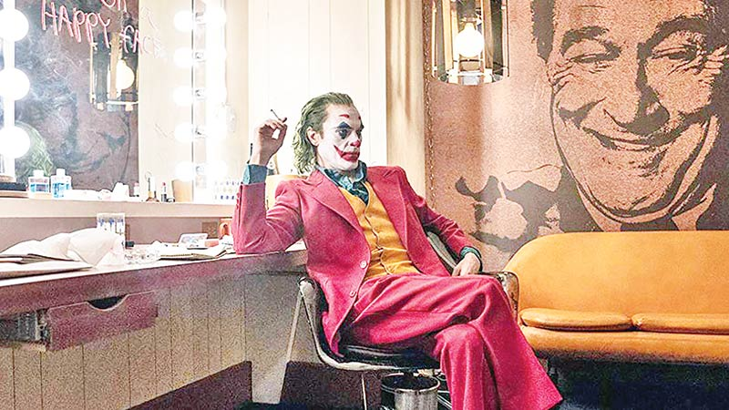 After controversy, Oscar nominations could give 'Joker' the last laugh