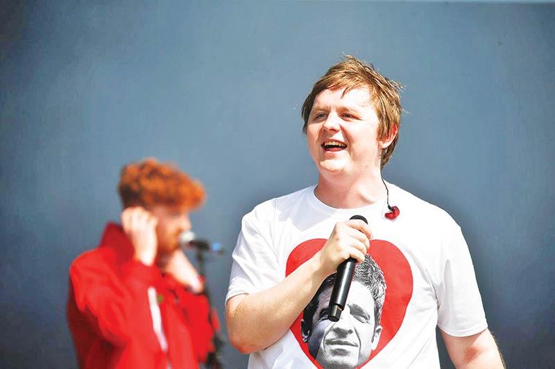 Rapper Dave and singer Capaldi lead BRIT Award nominations