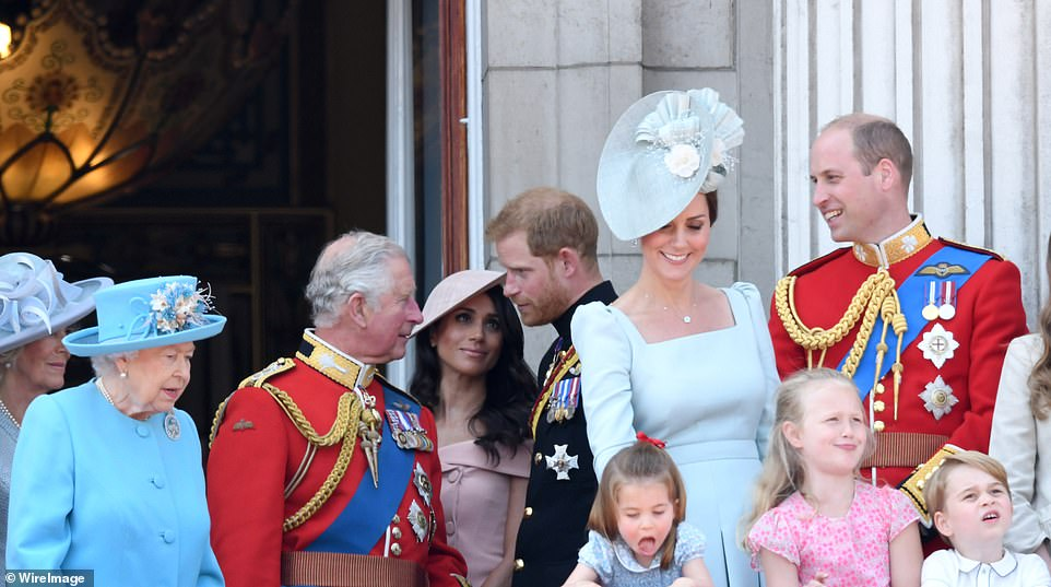 Prince Charles has reportedly been paying Harry and Meghan more than William and Kate since they married to support them in married life