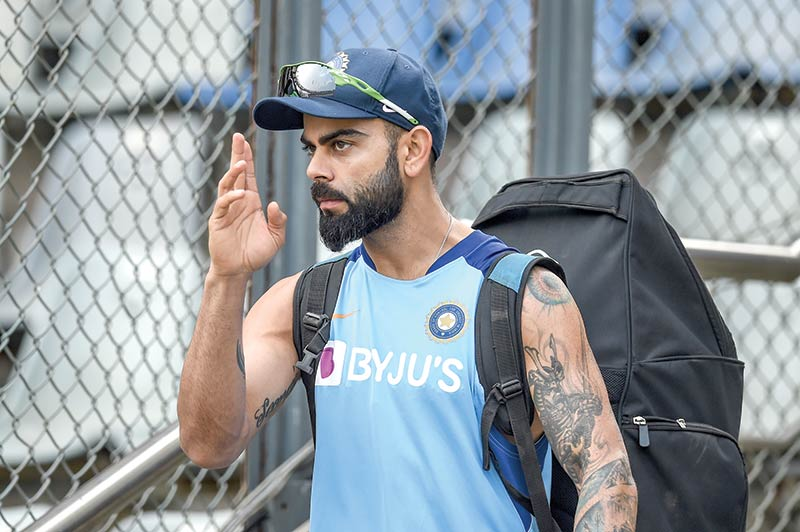 Kohli open to day-night Test at Gabba or Perth