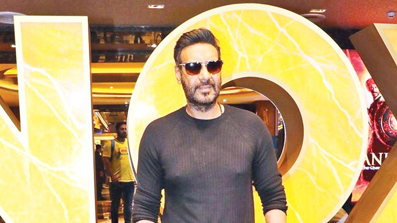 Ajay Devgn: 'Actors should be known for their work, not for their social media activity'