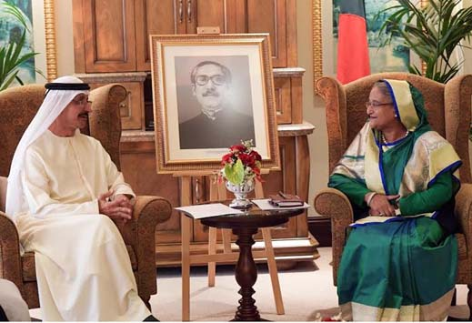 PM seeks UAE investment in port, shipbuilding sectors