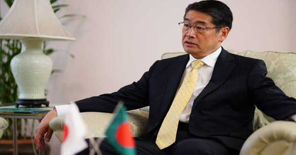 Myanmar needs to create environment: Japan