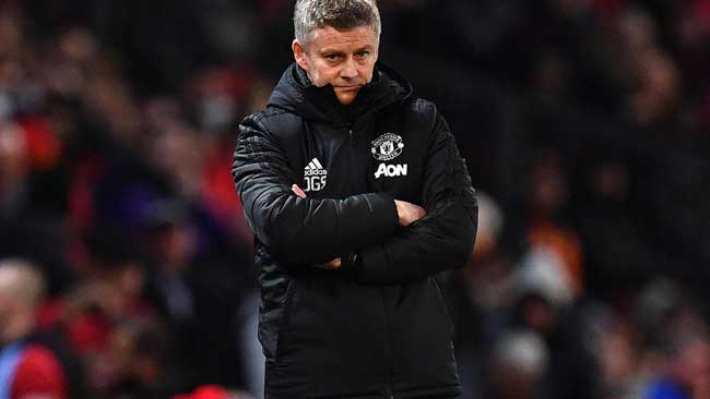 Man Utd axe training camp over Middle East tensions