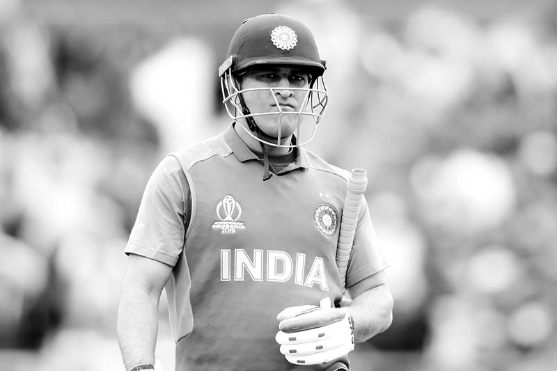 Will he, won't he? Guessing game on Dhoni's cricket future