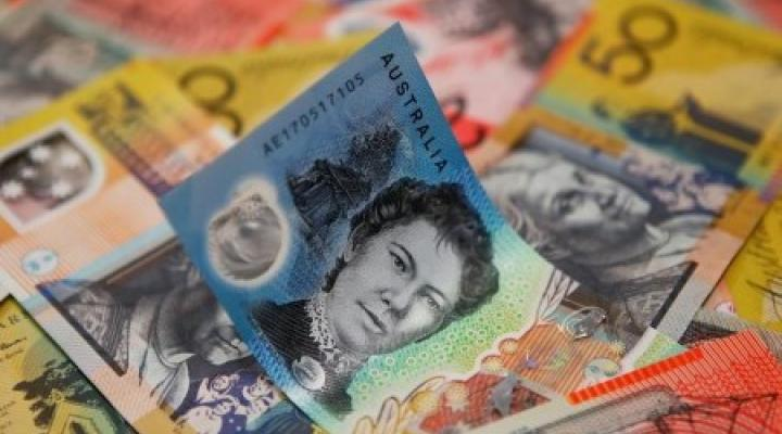 Yuan, Aussie gains as China data offers hope
