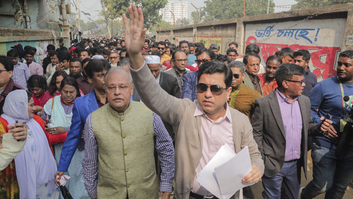 People supporting 'Boat' in city polls: Taposh