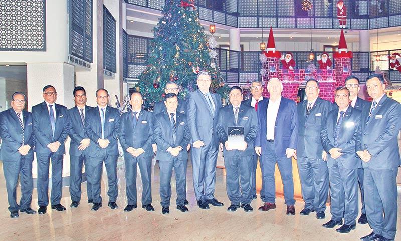 Radisson Blu Dhaka receives highest level of Safehotels certification