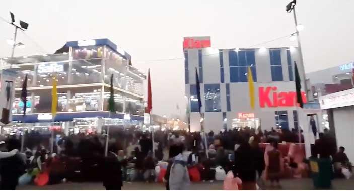 DITF 2020: Holiday draws large crowd