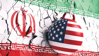 The vice tightens on Iran with no sign of US sanctions easing