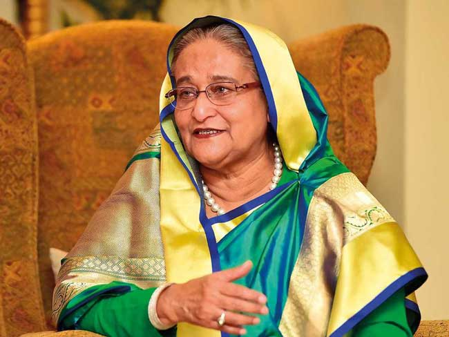 CAA is India's internal matter: Hasina