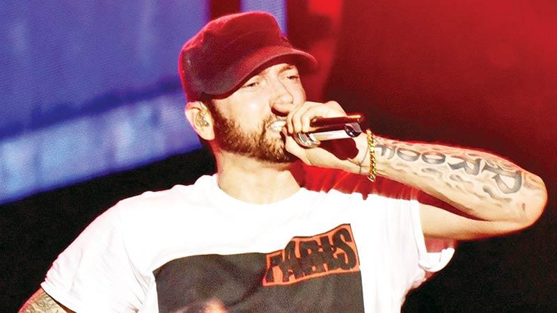 Manchester mayor criticises Eminem for rap about Ariana Grande gig bomb