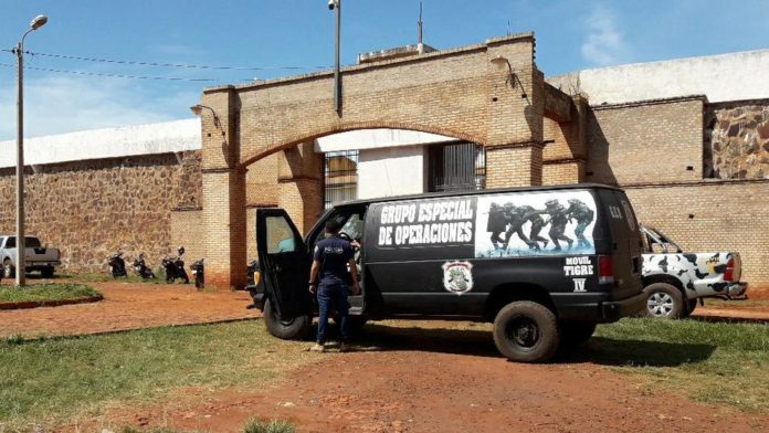 Nearly 80 'highly dangerous' inmates escape Paraguay jail