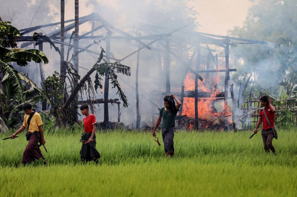 Myanmar appointed panel finds no 'genocide' against Rohingya
