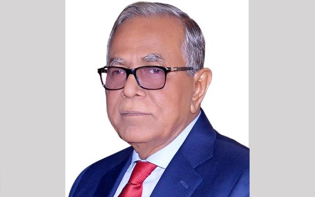 President M Abdul Hamid