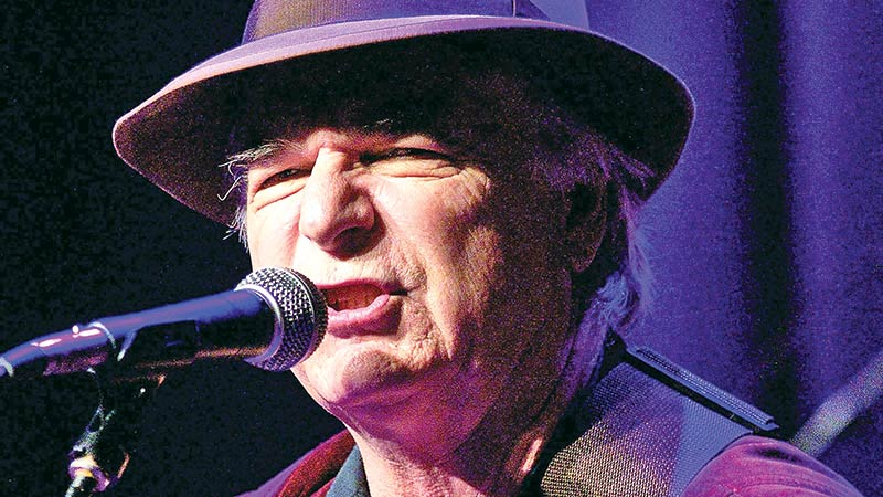 David Olney: American folk singer dies on stage aged 71