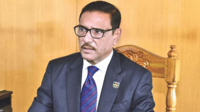 Govt has no dispute with Prothom Alo: Quader