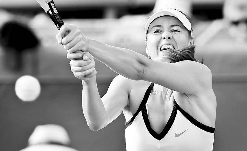 Sharapova uncertain over Australian Open return after first-round loss